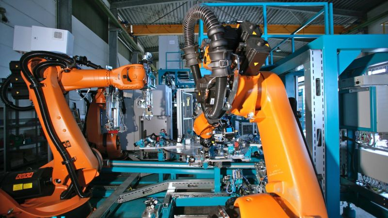 PolyMerge, machine building for plastic welding, PPA material, infraredwelding, welding process